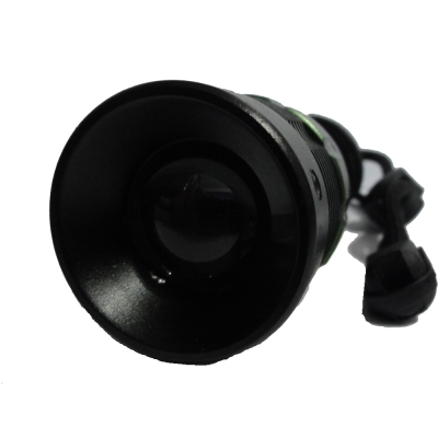 【電精靈】10W LED 充電式手電筒