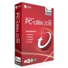 PC-cillin 2018 二年三機標準版