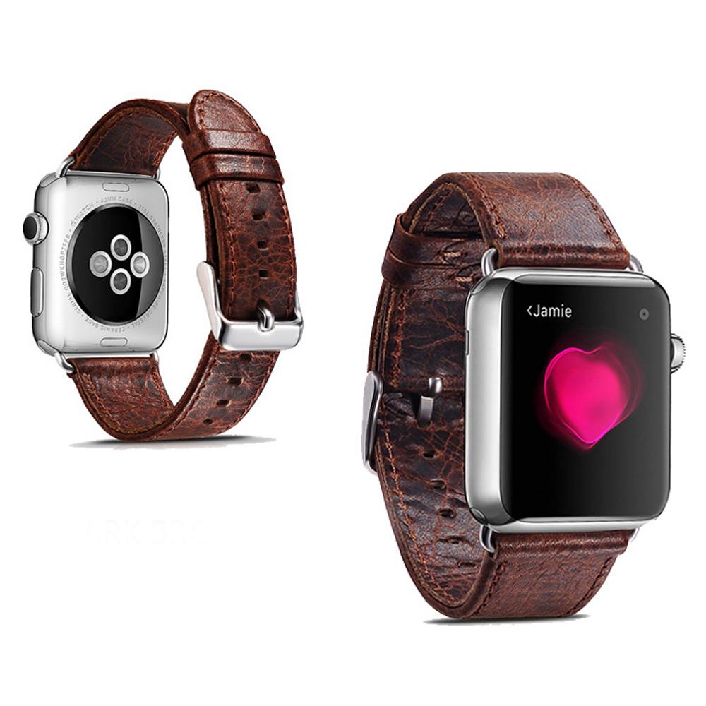 ICARER 古典系列  Apple Watch 手工真皮錶帶