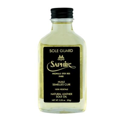 【SAPHIR莎菲爾 - 金質】皮底保護劑-有效預防雨水滲透鞋底造成酸蝕