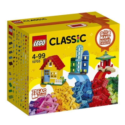 LEGO樂高 經典系列 10703 拼砌創意盒(4Y+)