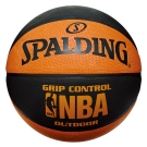 SPALDING NBA Grip Control Outdoor-Rubber雙色 7號