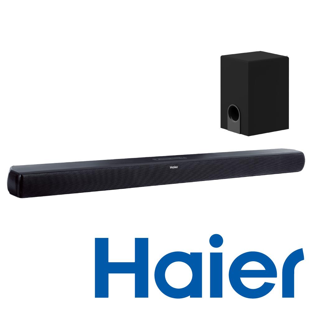 Haier 海爾 Soundbar 聲霸揚聲器+重低音 家庭劇院A3S
