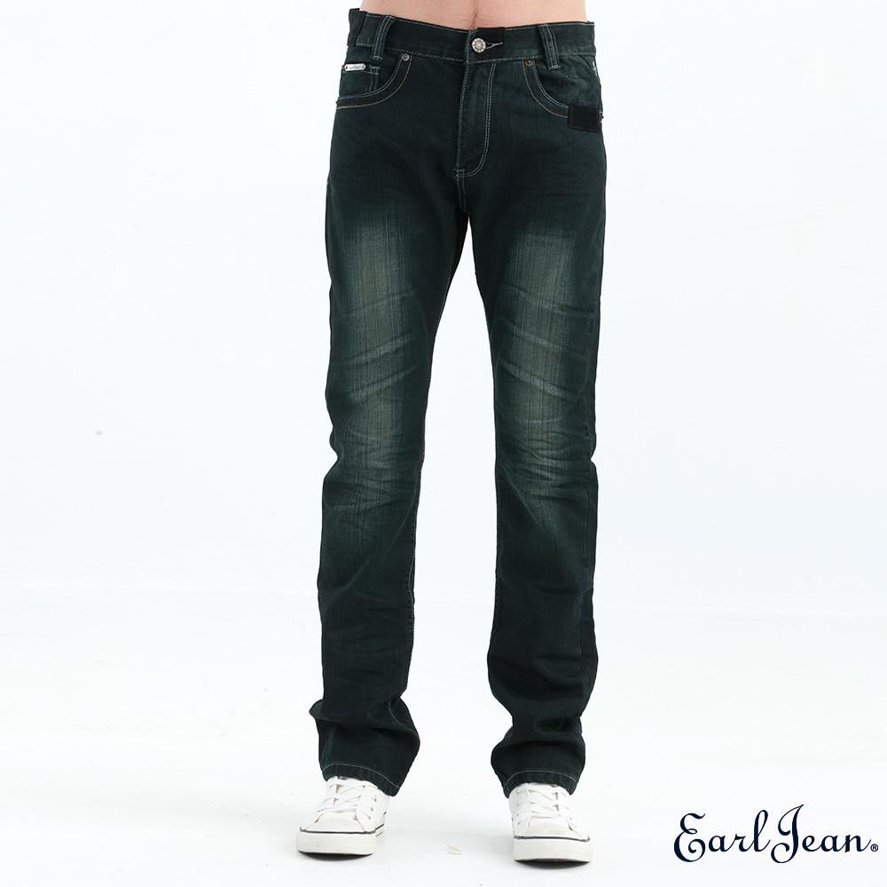 Earl Jean 經典水洗低腰合身窄管褲