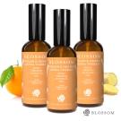 BLOSSOM 暖薑甜橙植萃曲線緊緻舒緩美體按摩油(100ML/瓶)X3瓶組