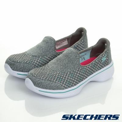 SKECHERS (童) 女童系列GO Walk 4 - 81118LGYTQ