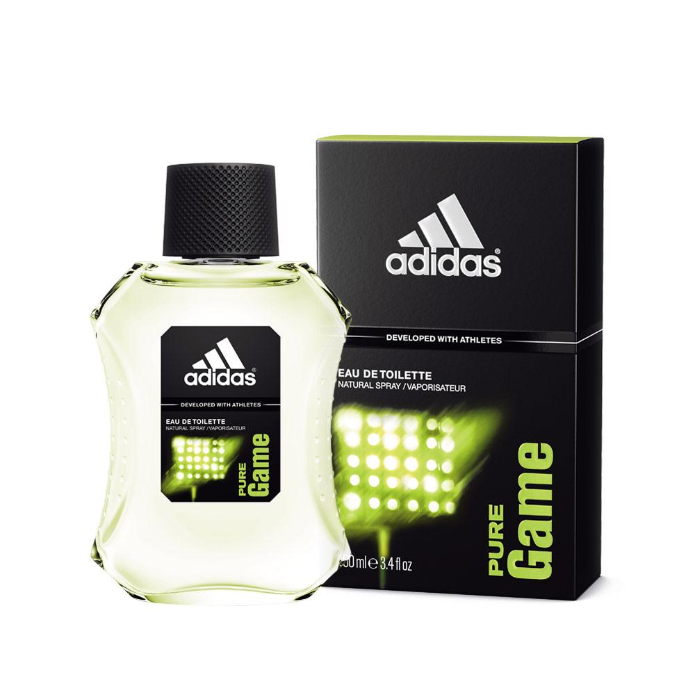adidas愛迪達 男用淡香水(極限挑戰)100ml