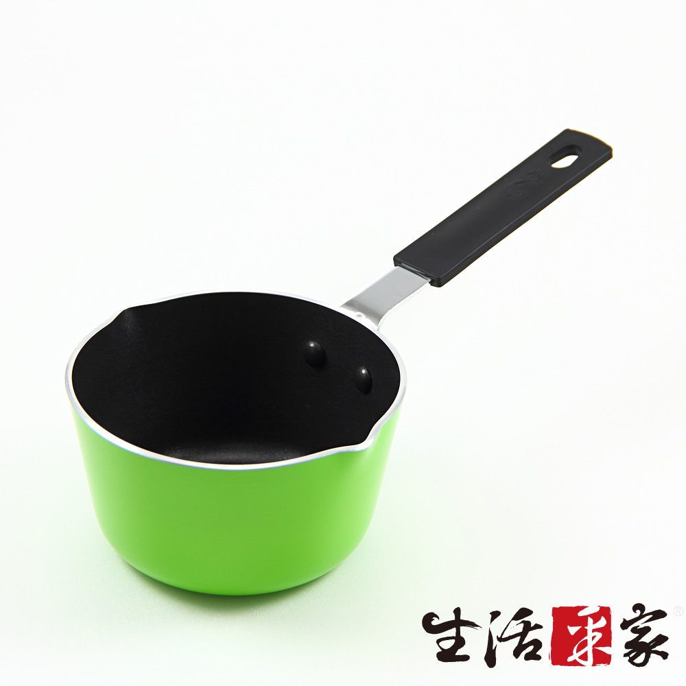 生活采家CookerKing系列小資族12cm輕食料理奶鍋