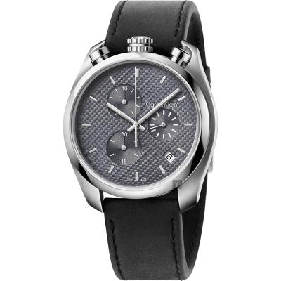 Calvin Klein CK Control 率性質男計時腕錶-45mm