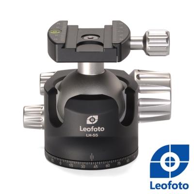 Leofoto徠圖 低重心球型雲台-LH55