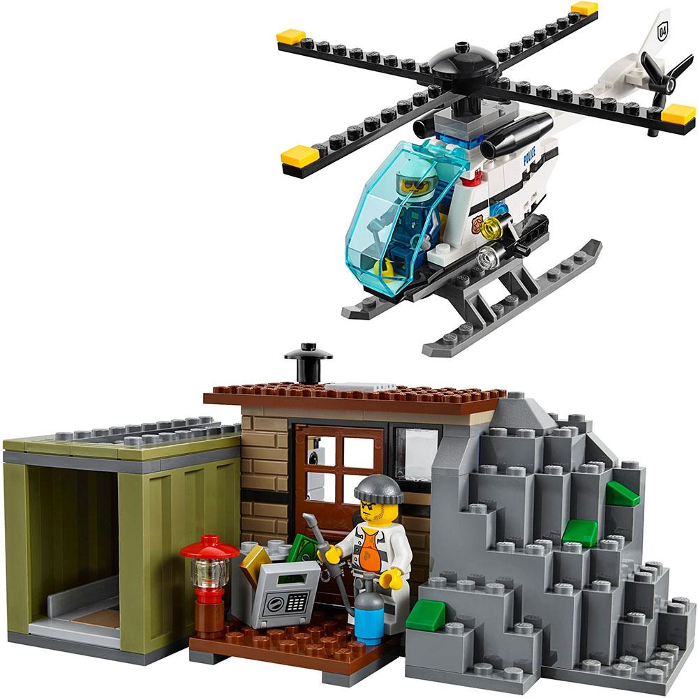 LEGO樂高 城市系列 60131 壞蛋島