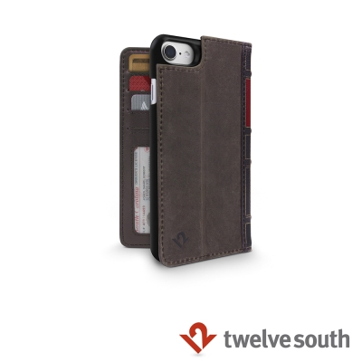 Twelve South BookBook iPhone 7 復古書仿舊皮革保護...