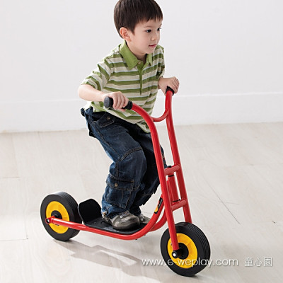 Weplay身體潛能開發系列【創意互動】兩輪滑板車 ATG-KM5507