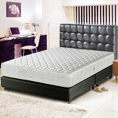 睡尚寶 飯店用3M防潑水蜂巢式獨立筒床墊-雙人加大6尺