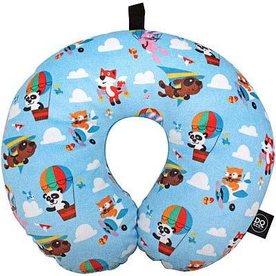 DQ U型兒童護頸枕(熱氣球)