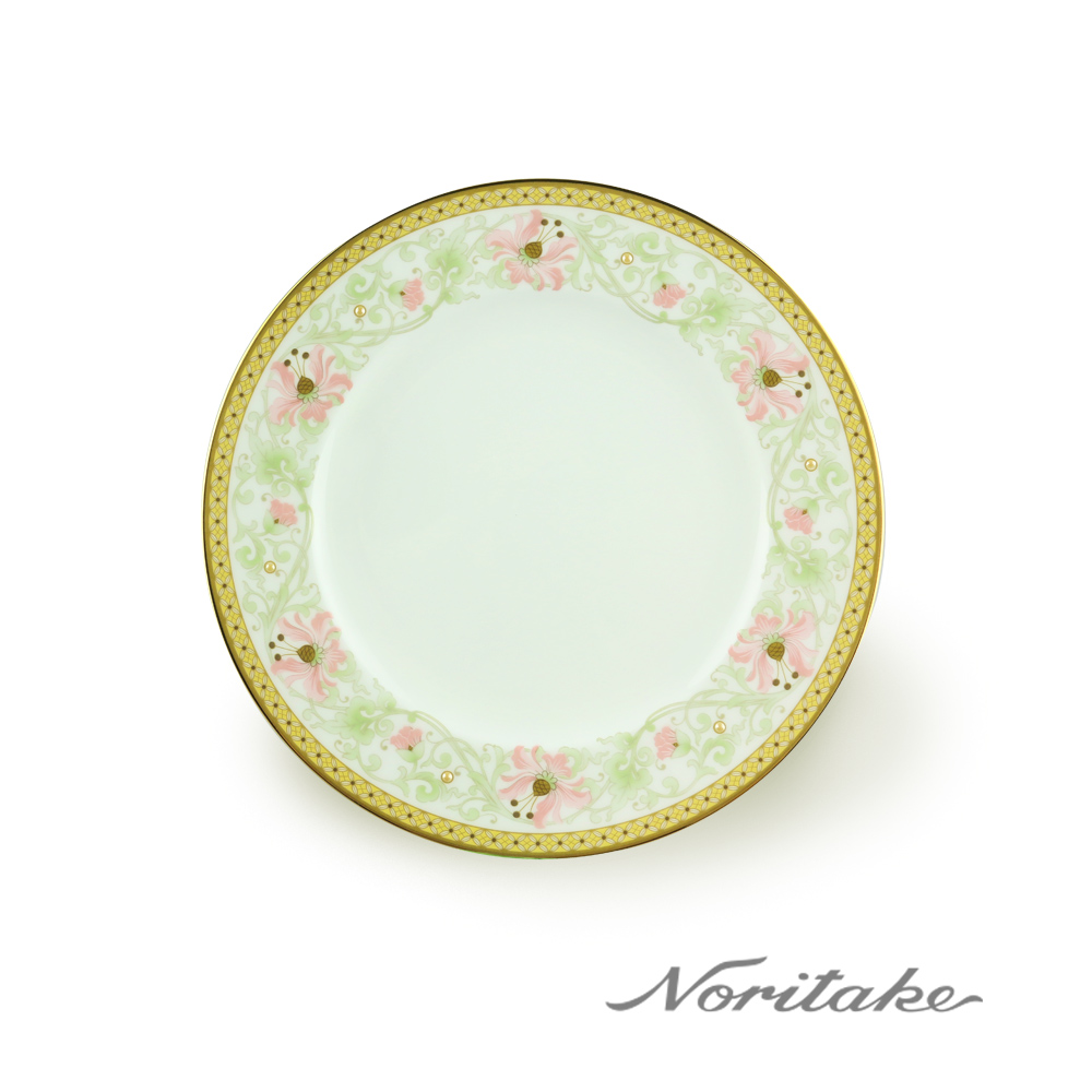 Noritake 春暖花開圓盤(21cm)