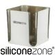 Siliconezone 施理康520ml耐熱立方造型計量杯&計量匙-黑色 product thumbnail 1
