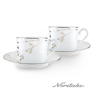 Noritake 樺樹咖啡對杯