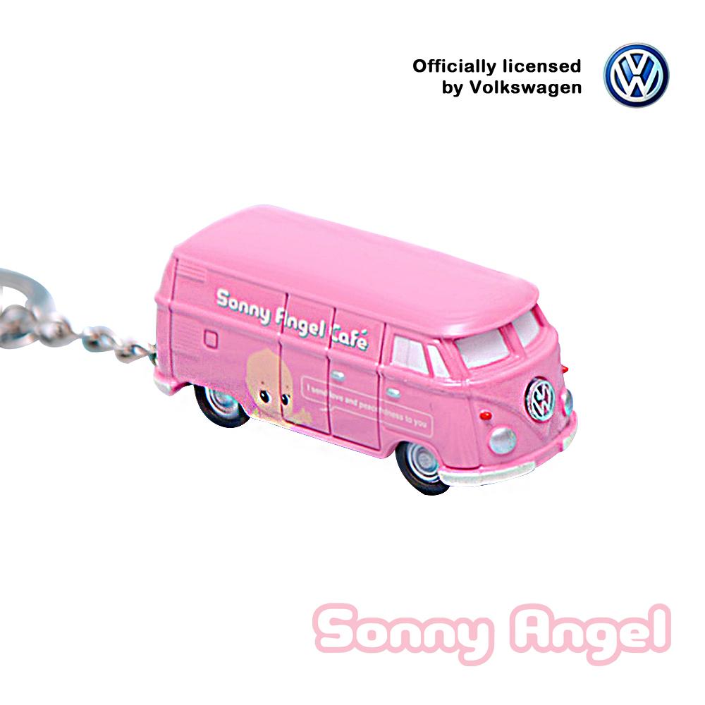 日本 Sonny Angel Volkswagen 巴士光影鑰匙圈 (聯名限定版)