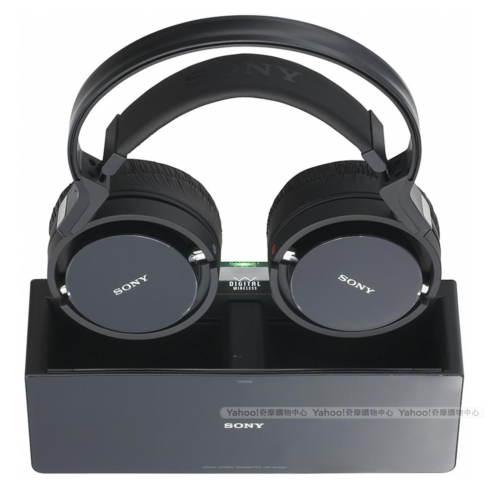 SONY MDR-RF4000K 數位傳輸 無線立體聲耳機