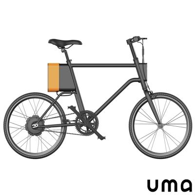 【 UMA 雲馬 】C 1  智行車 電動輔助模式 可定速 最懂年輕人的電動腳踏車