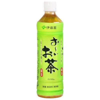 伊藤園 綠茶(530mlx24入)