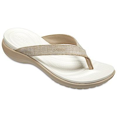 Crocs 卡駱馳 (女鞋) 女士卡沛兒涼鞋 205143-2V3