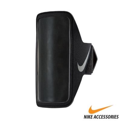 NIKE 輕量手機萬用臂包 (黑/銀)