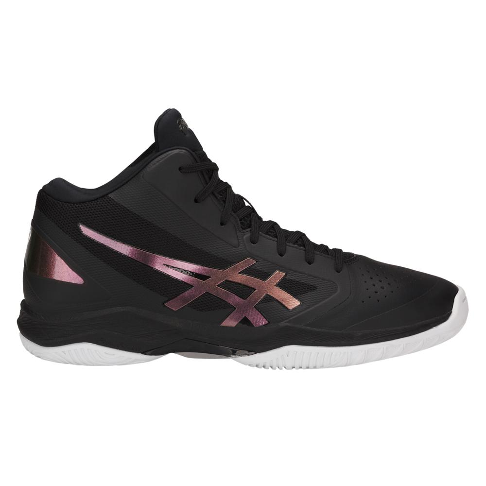 ASICS GelHoop V 10-wide 籃球鞋 TBF340 黑