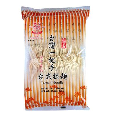 龍口 台灣一把台式拉麵(320g)