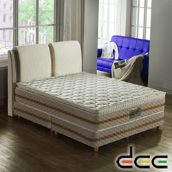 dee平價奢華獨立筒床墊(真三線3M防潑水/高