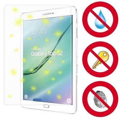 D&A 三星 Galaxy Tab S 2   9 . 7  Wi-Fi版電競玻璃奈米 5 H↗螢幕保護貼