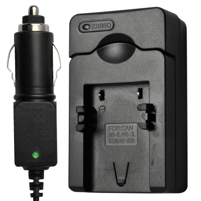 Kamera-for-Canon-NB-10L-電池充電器-mini