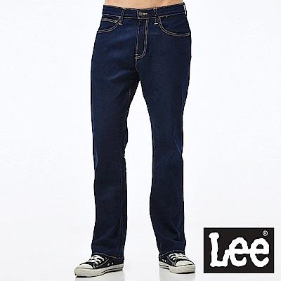 Lee 牛仔褲 743中腰舒適直筒牛仔褲- 男款