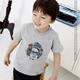 【The Shirts】搖滾黑人頭短袖T恤 (白色) product thumbnail 1
