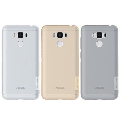 NILLKIN ASUS ZenFone 3 Max ZC553KL本色TPU軟...