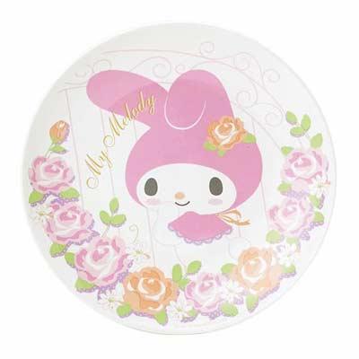 Sanrio-美樂蒂甜美花園系列陶瓷蛋糕盤