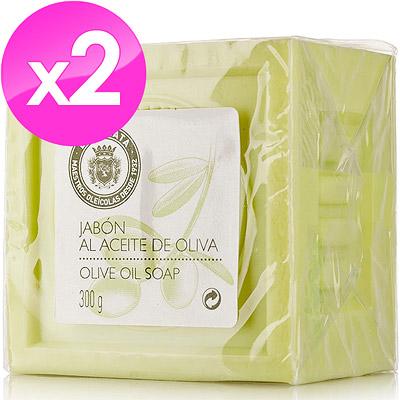 LA CHINATA 極緻經典橄欖油香皂 (2件)