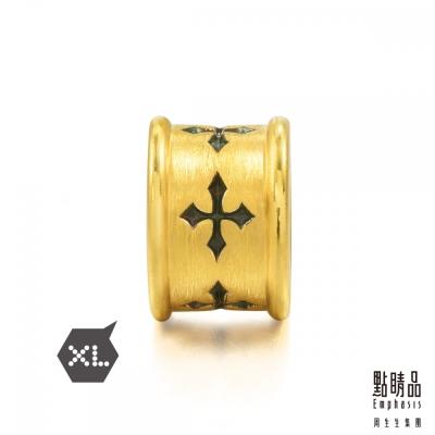 點睛品 Charme XL-Tattoo系列 信念 黃金串珠