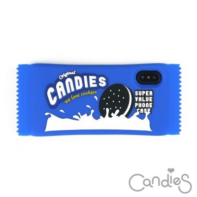 Candies 立體點心手機殼(餅乾)iPhoneX