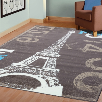 Ambience 比利時Luna 現代地毯--巴黎(160x225cm)