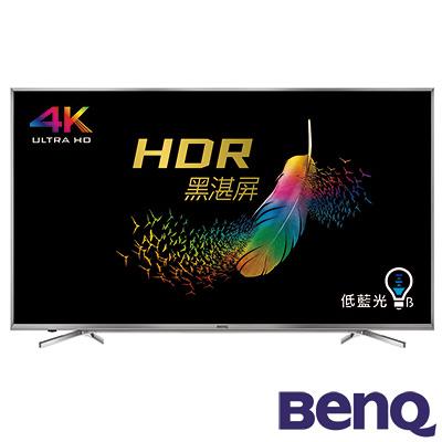 BenQ 65吋 4K HDR護眼連網大型液晶顯示器+視訊盒 65SY700