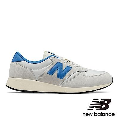NEWBALANCE 復古運動鞋- 男MRL420SW藍色