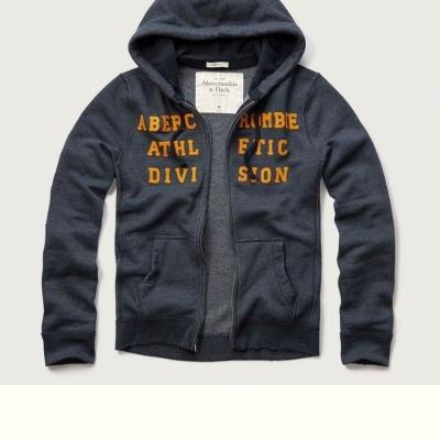 AF a&f Abercrombie & Fitch 外套 藍色 0217