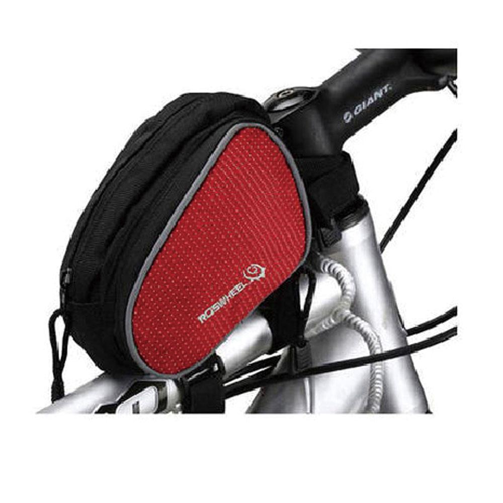 PUSH! 自行車用品 自行車前置物袋 手機袋 上管袋 工具袋