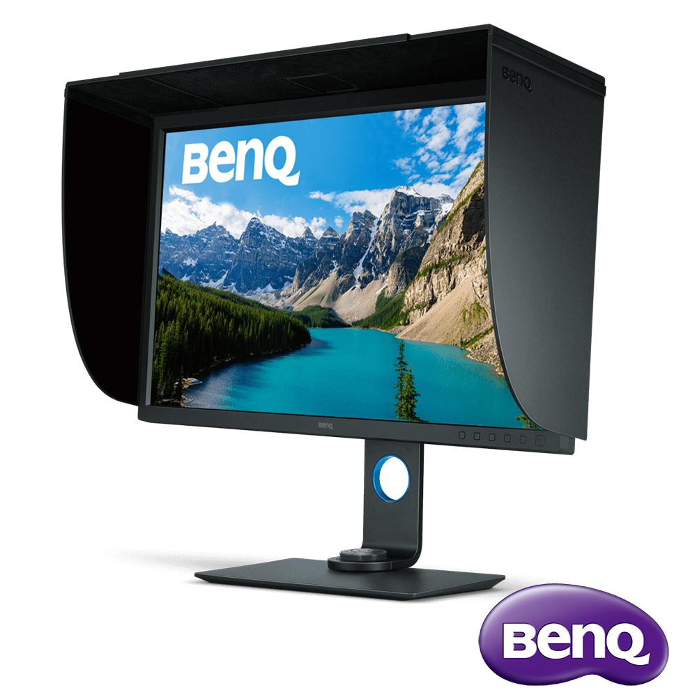 BenQ SW320 4K 廣色域專業攝影修圖螢幕