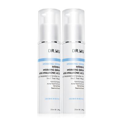(買一送一) DR.WU玻尿酸保濕精華液35ML