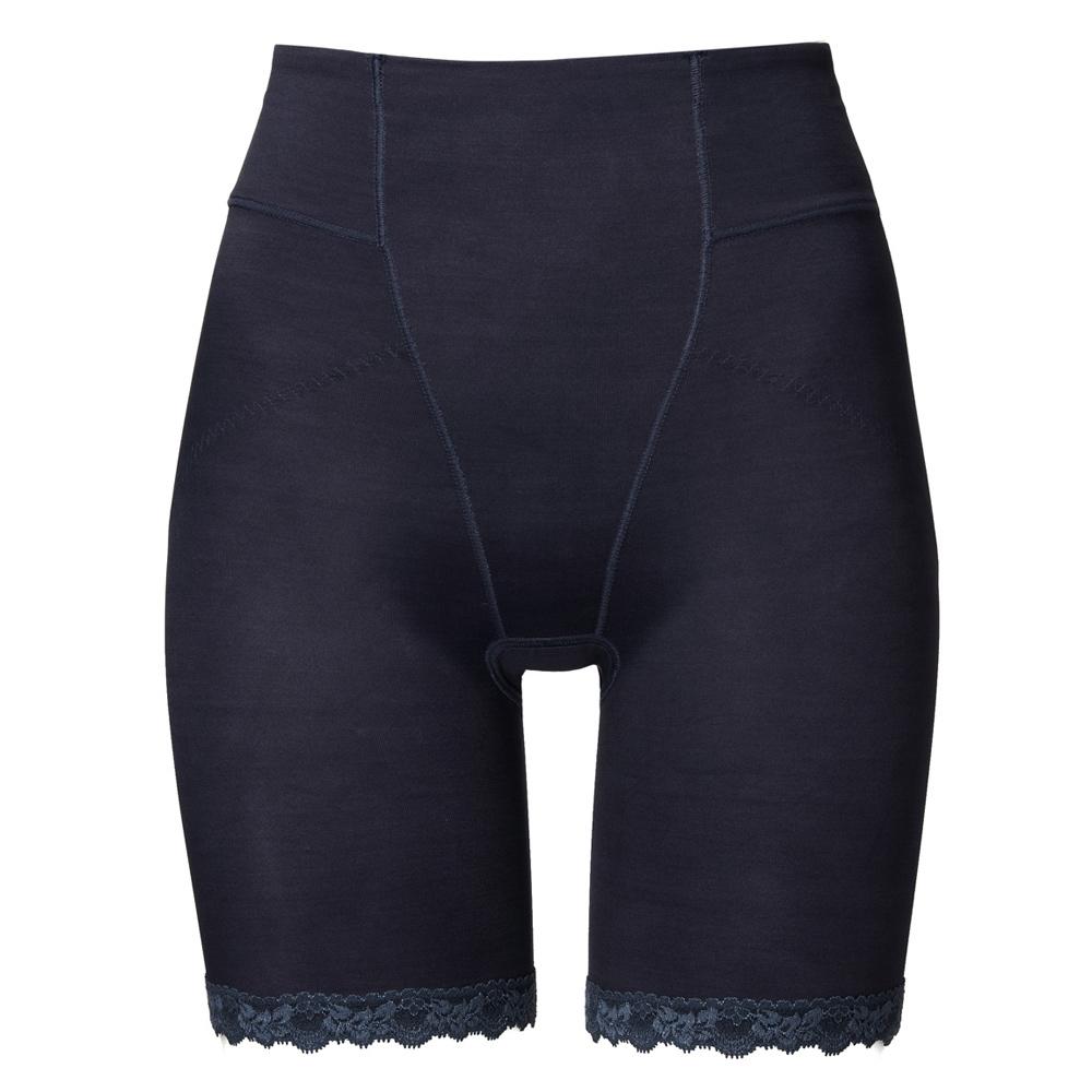 華歌爾 Skin Lift UP系列 64-82 長管款束褲  (星塵灰)瘦小腹
