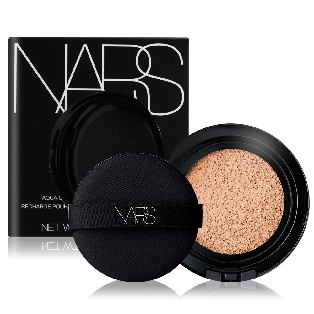 NARS 裸光奇肌氣墊粉餅SPF23PA++(蕊)12g多色