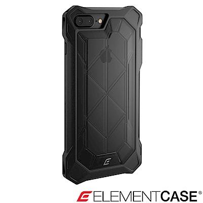 美國 Element Case iPhone 8+ / 7+ REV強化防摔手機保護殼-黑